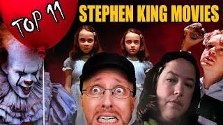 Download Top 11 Stephen King Movies - Nostalgia Critic Video