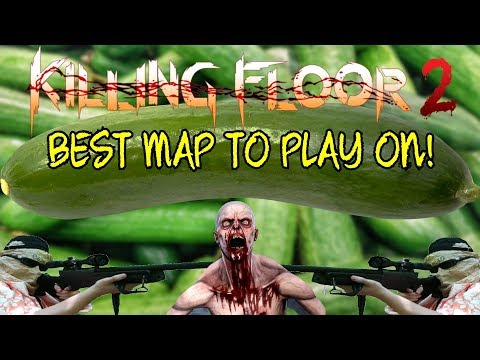 Killing Floor 2   RETURNING TO MY FAVORITE MAP! - Best Custom Map By Far!