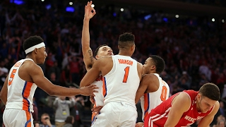 Sweet 16: Florida shocks Wisconsin