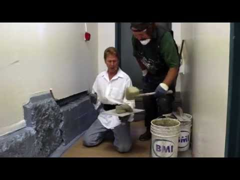 Teaching internal or interior cement  plastering over concrete walls
