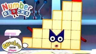 Figure It Out | Numberblocks | CBeebies
