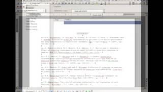 Advanced Endnote--importing An Unformatted Microsoft Word Bibliography