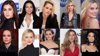 Top 100 Lesbian/Girl Crushes 2016