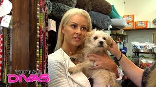 Maryse gets emotional when she finds another dog to adopt: Total Divas Bonus Clip, Nov. 30, 2016