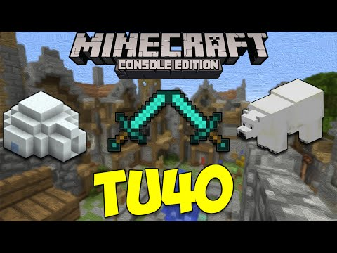Minecraft Console: What Will Be in TU40? | Features, Additions & Gamemodes