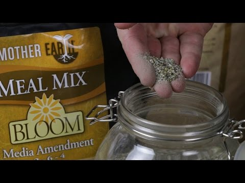Mother Earth Meal Mix® Overview