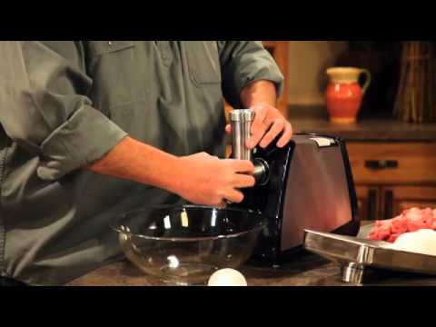 Realtree Outfitters™ Electric Meat Grinder by Weston®