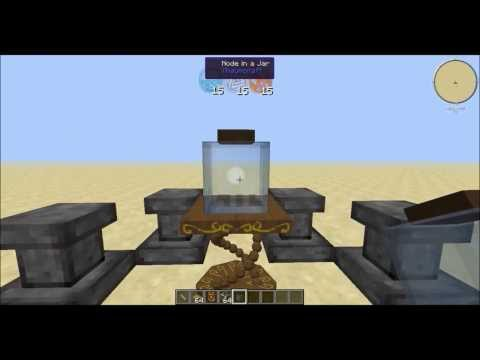 Minecraft Mod Review: Advanced Thaumaturgy (Thaumcraft addon)