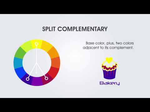 How To Pick The Right Complementary Colors For Your Logo