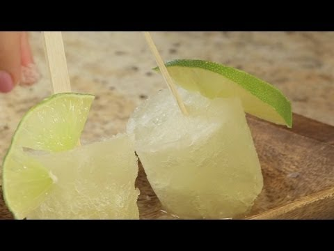 How to Make Margarita Popsicles - Let's Cook with ModernMom