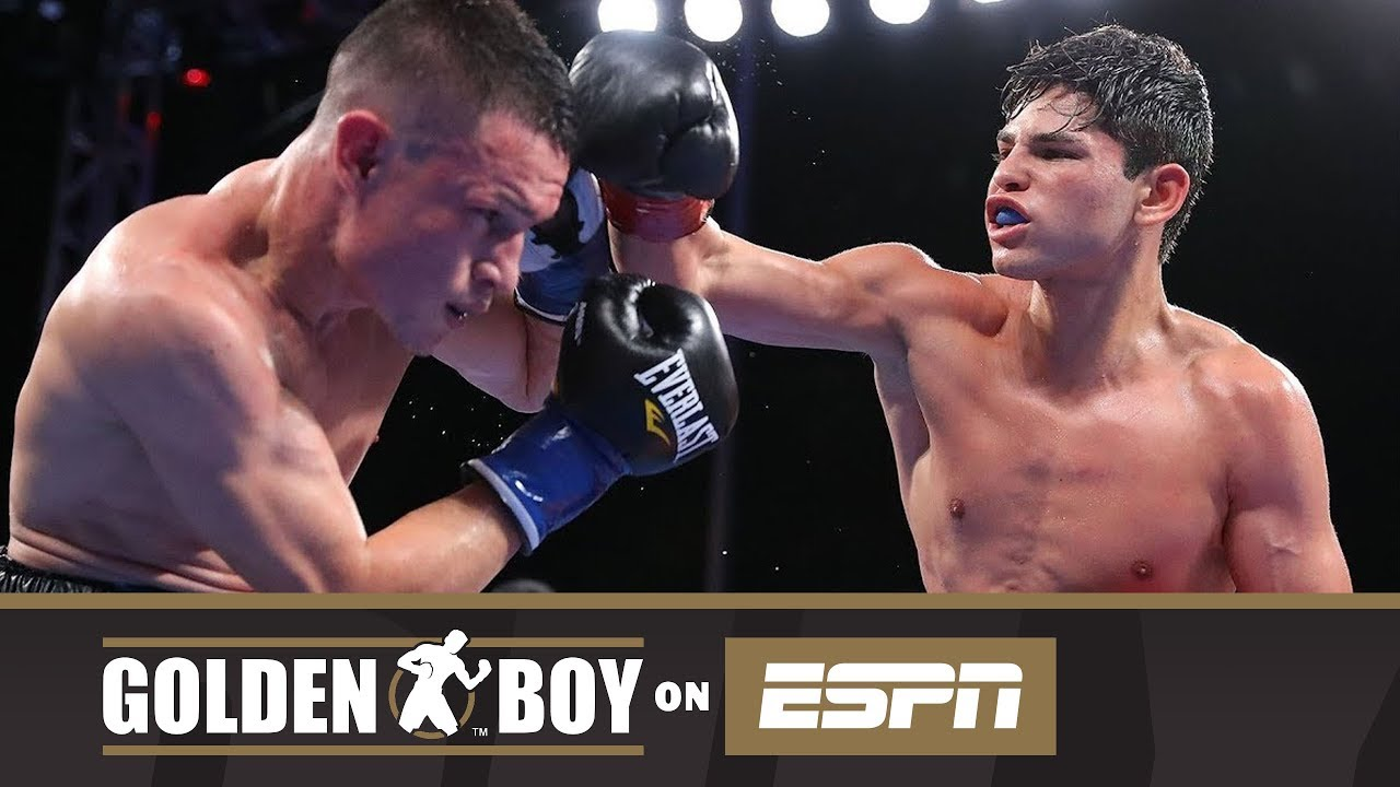 Golden Boy On ESPN: Ryan Garcia vs Jayson Velez (FULL FIGHT)