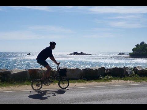 Three Weeks In Sri Lanka on Folding Bikes!