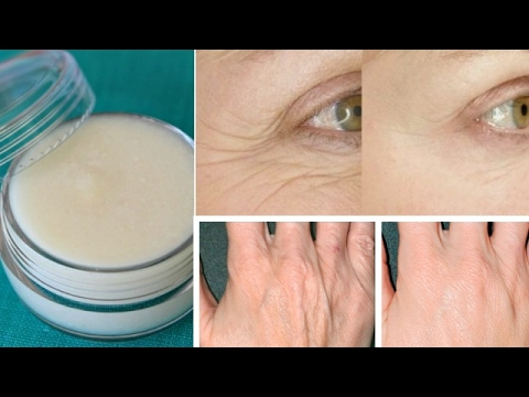 Best Homemade Anti Aging Cream Using Vitamin E oil | Under Eye Cream for Men and Women #DIY