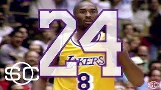 Why the Lakers are retiring two numbers for Kobe | SportsCenter | ESPN