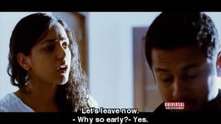 Ishq Movie || Love Scene Between Nithin & Nithya Menon || Nitin, Nithya Menen