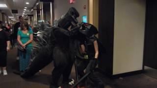 G-fest Xxiii Footage: Godzilla Vs. M.u.t.o.
