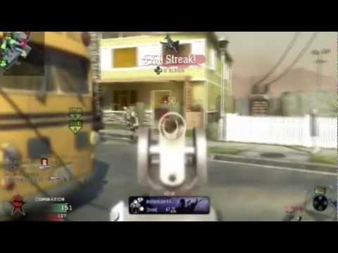 NukeTown 32 killstreak No Dogs/Chopper