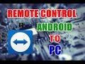 How To Control Android From PC Remotely | TeamViewer QuickSupport |
