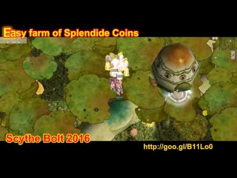 [IRO] Easy Farm of Splendide Coins - Farmeando Moneditas Parte 1