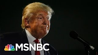 Why Donald Trump Will Not Release His Tax Returns | MSNBC
