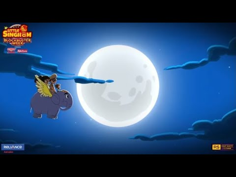 Little Singham Blockbuster Week 17th - 25th Nov at 1:30 PM   Discovery Kids India