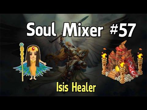 Social Empires - Soul mixer #57 (Isis Healer)