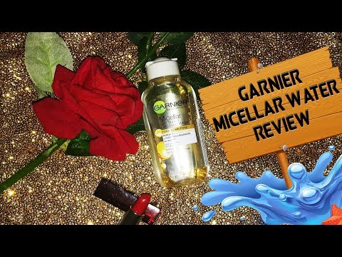 Garnier Micellar Water Review | Best Makeup Remover | Live Demo | Indian Makeup