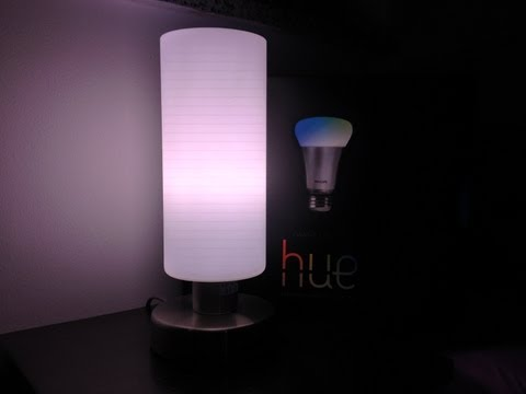 Philips Hue Start Package Unboxing & In-Depth Review (Bulbs & App)