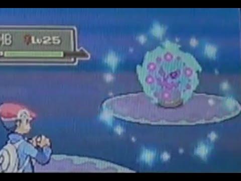 Live Shiny Spiritomb After 20,096 SRs! (Pokemon Platinum)