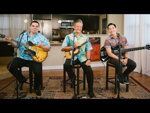 Bryan Tolentino and Halehaku Seabury - Ulupalakua (HI Sessions Live Music Video)