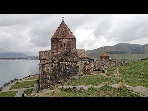 Armenia - Sewanavank Monastery - Սևանավանք