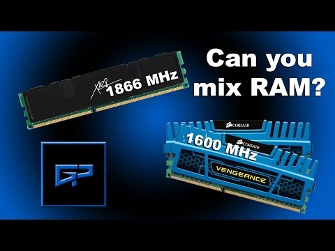 Can You Mix Different Kinds of RAM?