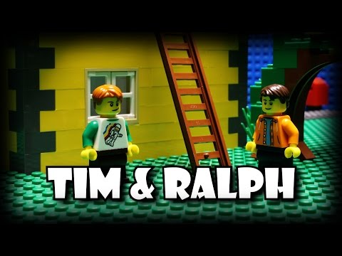 Tim and Ralph: Locked Out