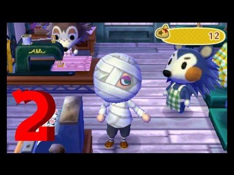Animal Crossing New Leaf: 365 - Clothing Shop (Day 2)