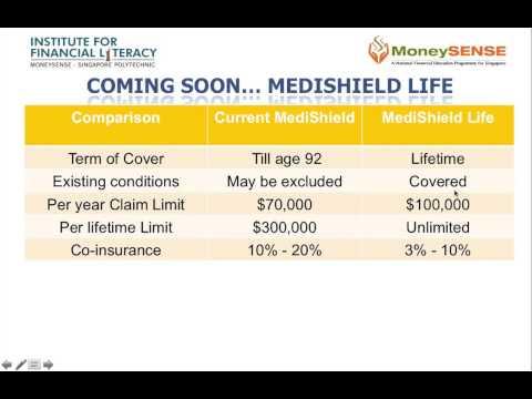 Coming.. MediShield Life