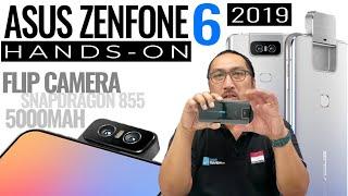 Download Hands-On Preview Asus Zenfone 6 (2019): Kamera Keren, Kencang, Harga OK - Indonesia Video