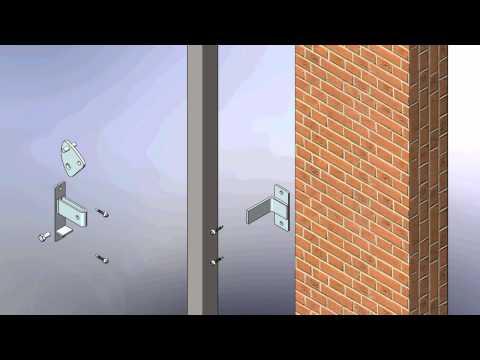 Tek Gate & Fence Gate Latch Installation