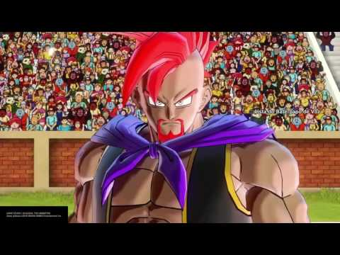 Dragon Ball Xenoverse 2 - TORNEIO DE ARTES MARCIAIS/Riscando no ONLINE 2