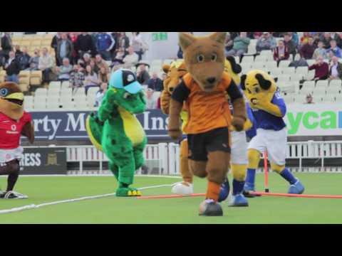 The Drayton Manor Mascot Derby