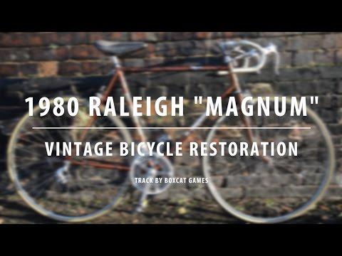 1980 Raleigh