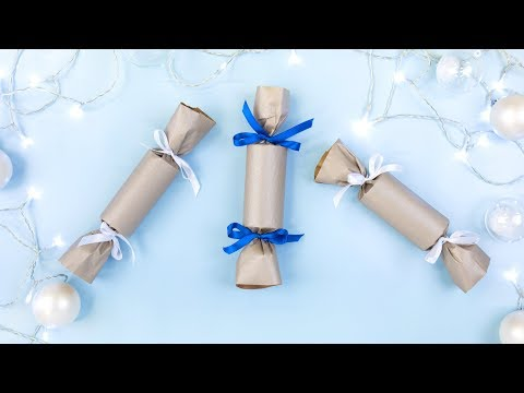 Boots Christmas | How To | Make your own Christmas beauty crackers