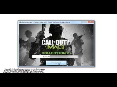 Call of Duty: Modern Warfare 3 -- Collection 2 -- Steam KeyGen