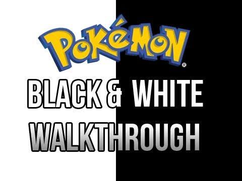 Let's Play Pokemon Black & White #24 [Chargestone Cave] by KingDaddyDMAC (Walkthrough)