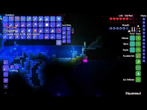 Terraria: Patch 1.1 — Wizard NPC!