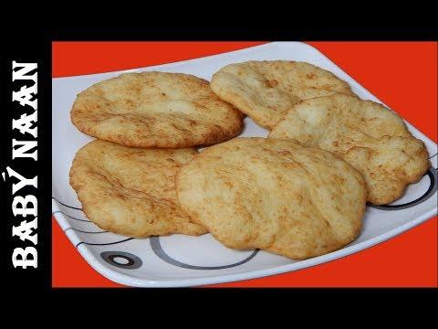 Baby Naan Recipe || Naan Roti recipe in bangla || Naan Paratha recipe in Bengali