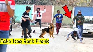 Fake Dog Bark Prank (Compilation) - Pranks in Pakistan - LahoriFied