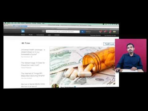 LinkedIn Business Page - Tamil