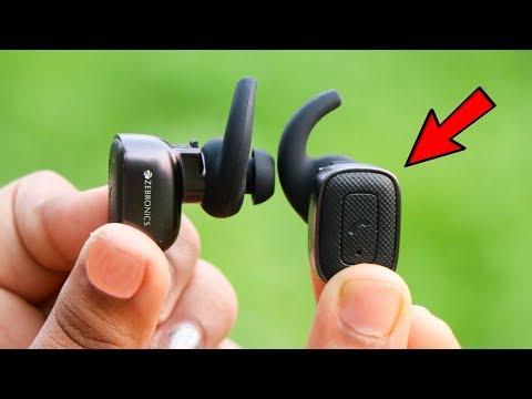 ZEBRONICS Air Duo- DJ SUPER BASS Wireless Earphone | HiTECH NEW TECHNOLOGY COOL GADGETS on Amazon