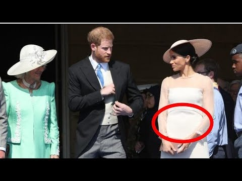 Meghan Markle will be pregnant in no time
