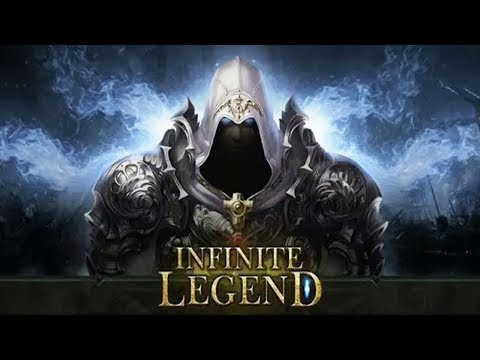 Infinite Legend - MMORPG Android Gameplay ᴴᴰ
